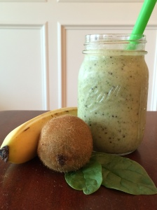 My favorite green smoothie!