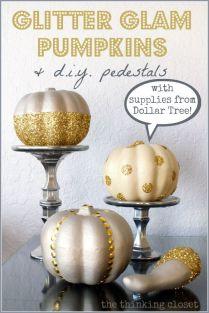 #12: http://www.thinkingcloset.com/2013/10/28/glitter-glam-pumpkins-100-gift-card-giveaway/